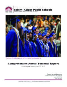 SKPS Comprehensive Annual Financial Report 2019