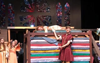 South Salem production of Once Upon A Mattress