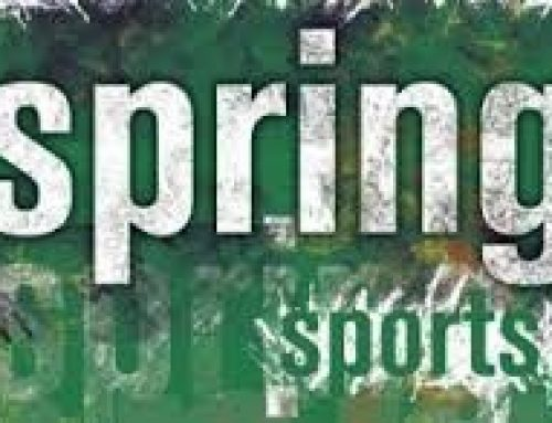 Spring Sports are Just Around the Corner…Get Registered NOW!