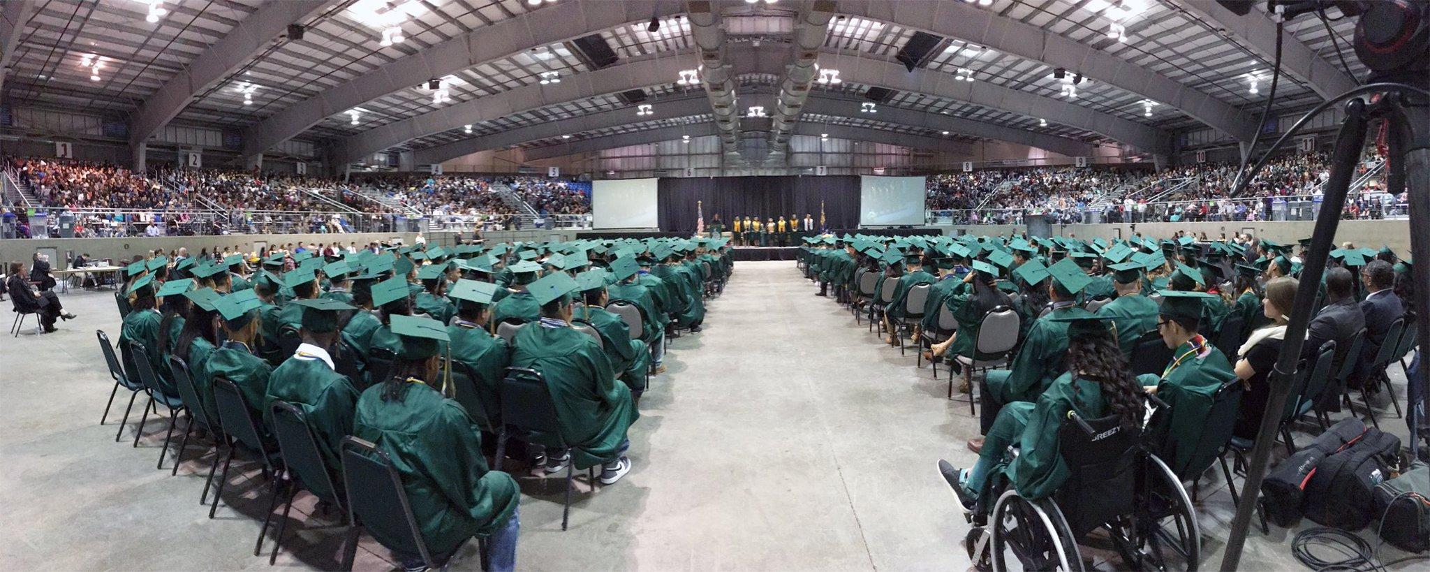 2017 McKay Commencement Ceremony