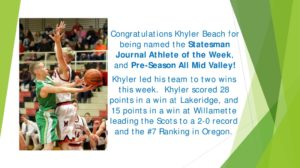 thumbnail of Khyler Beach – Mid Vally – Statesman Journal AOTW-BBBall