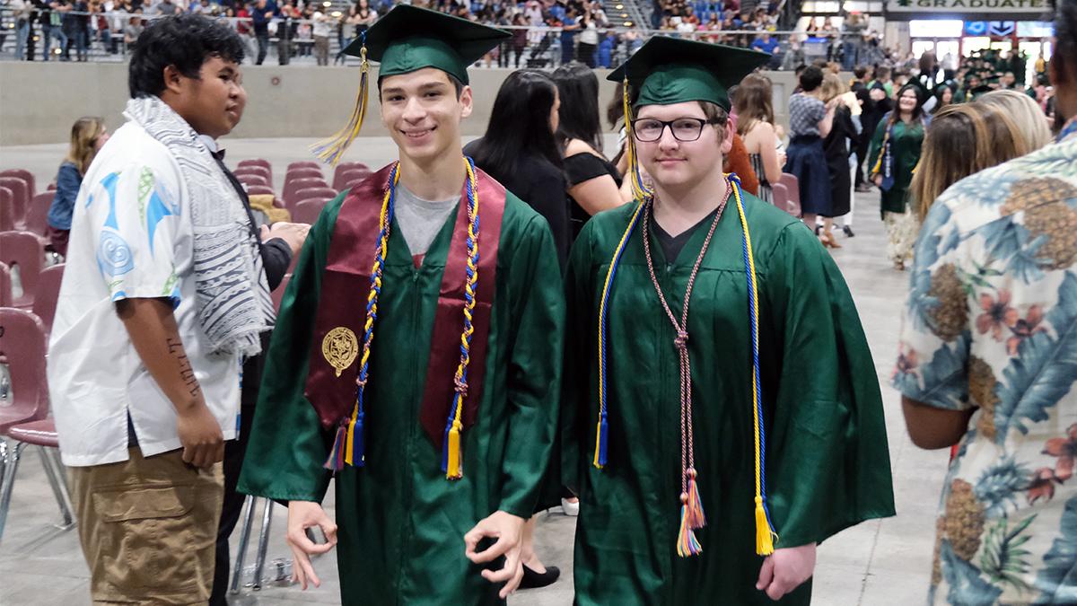 McKay Graduation 2019