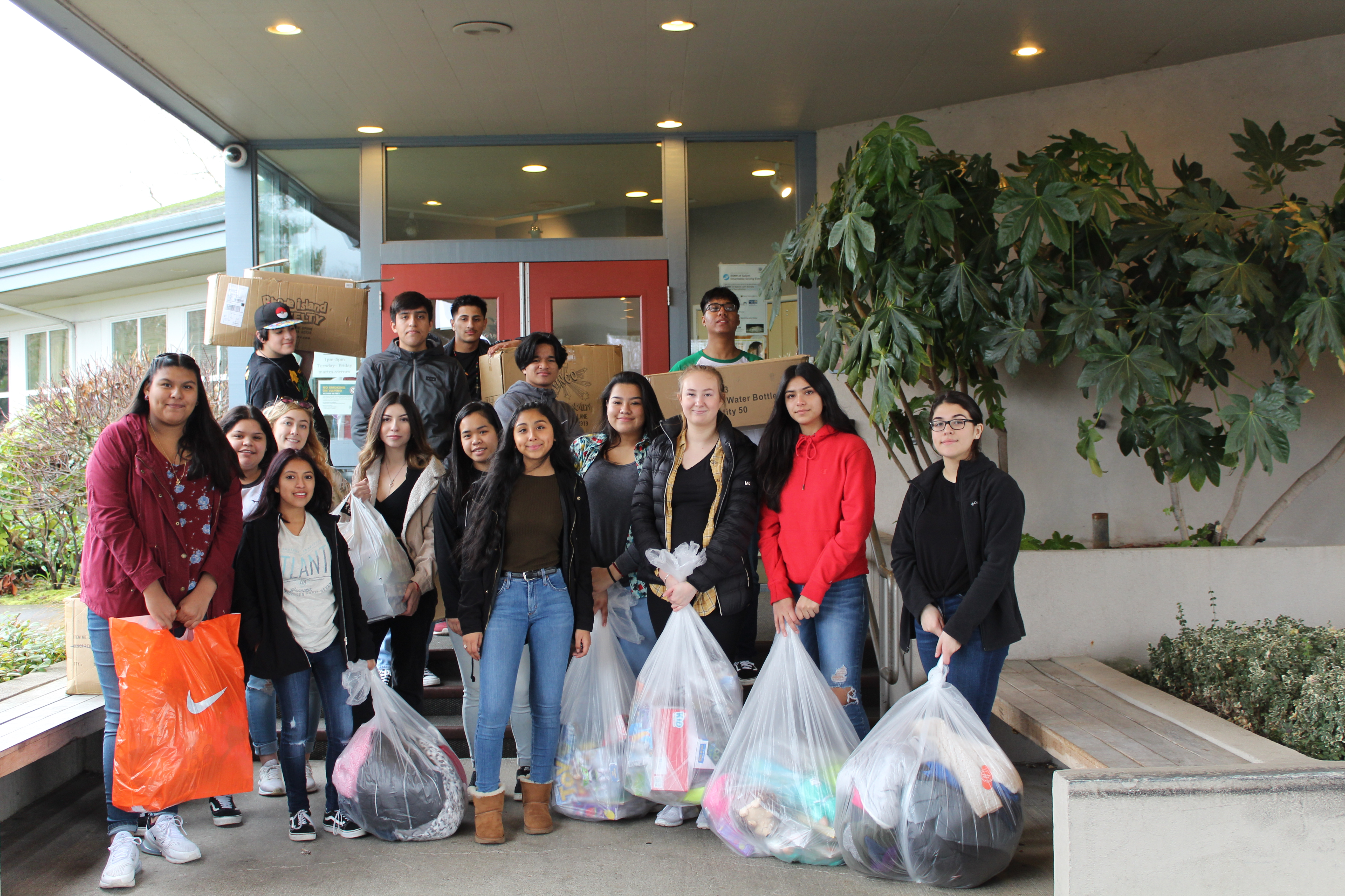 McKay Link donates to Family Building Blocks
