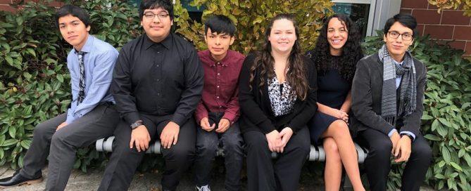 Speech Students Dec 2019