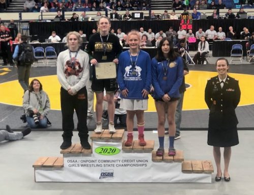 McKay Wrestler Takes 1st in State Championship