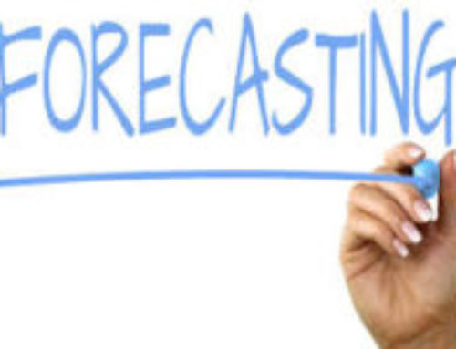 Forecasting for next year…DO IT NOW!