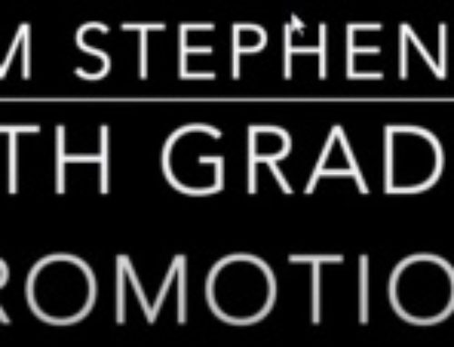 Stephens 8th Grade Promotion Video