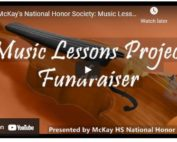 McKay Music Lesson Project