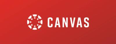 Logo for CANVAS student Learning Platform