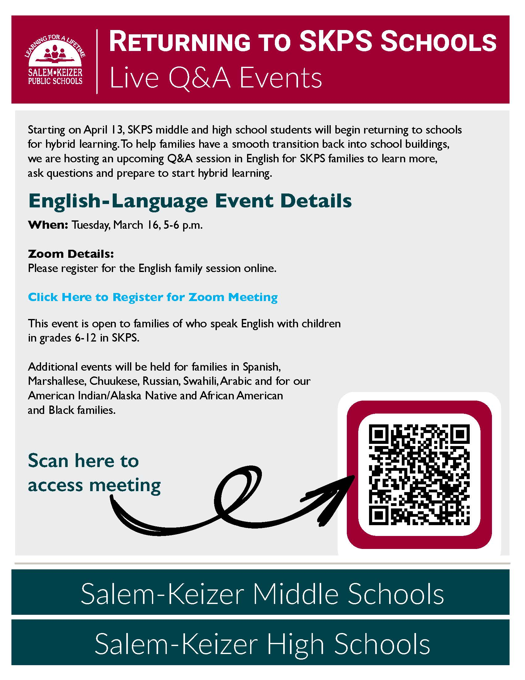 English-Secondary-Hybrid-informational-events