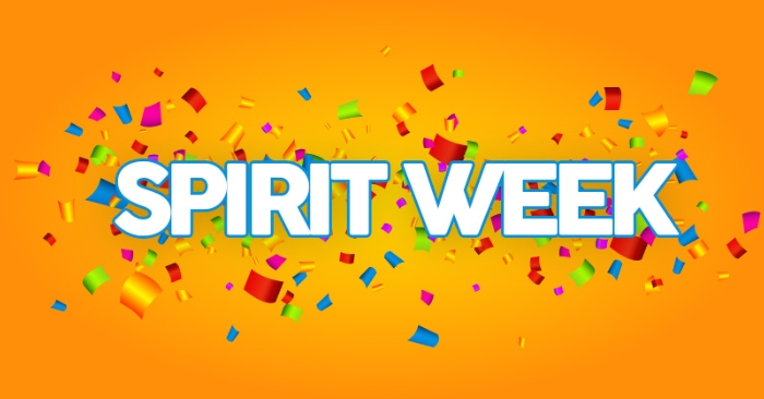 This is the image for the news article titled Spirit Week