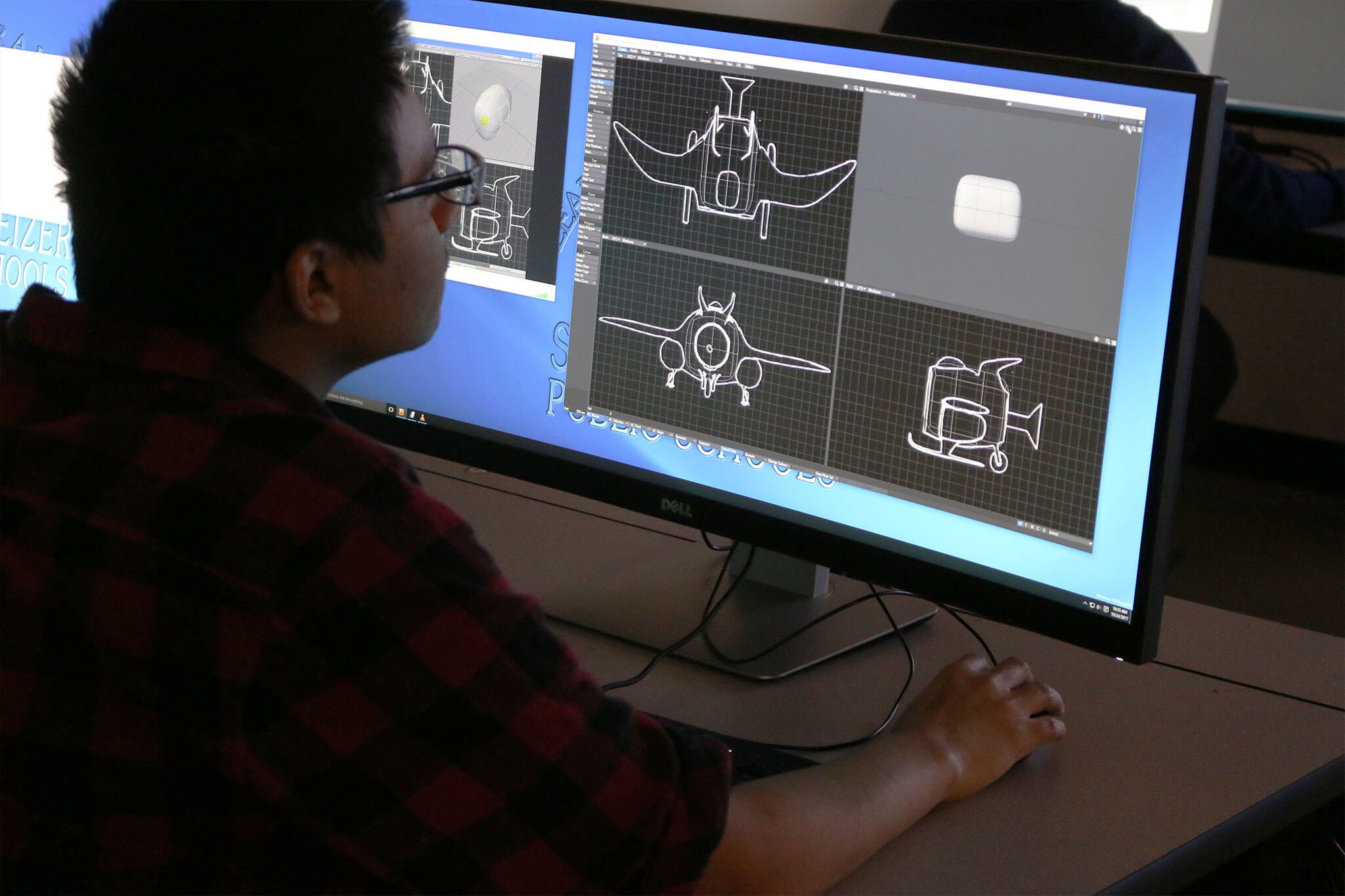 Video And Game Design Animation Ctec