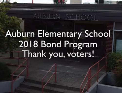 Auburn Elementary School Bond Overview Video | Video de la descripción general de los fondos del bono para la Escuela Primaria Auburn