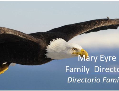 Mary Eyre Student Directory