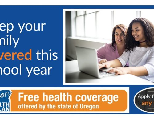 Oregon Health Plan Free For Youth – El Plan de Salud de Oregon está disponible de forma gratuita para jóvenes