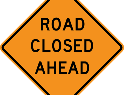 Student pick up and drop off – Cottage Street Closed
