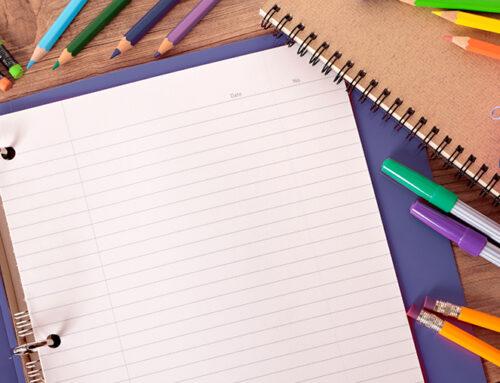 Gubser Recommended School Supply List 2021-22
