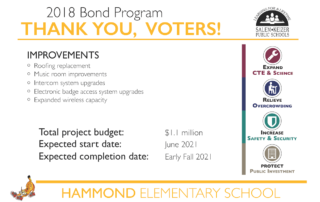 Bond project poster