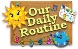 Image of our daily routine