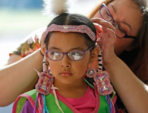 Video: Indian Education program hosts virtual American Indian Alaskan Native celebration
