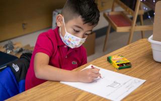 Kindergarten registration 2021