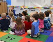 Register Your Child For Kindergarten
