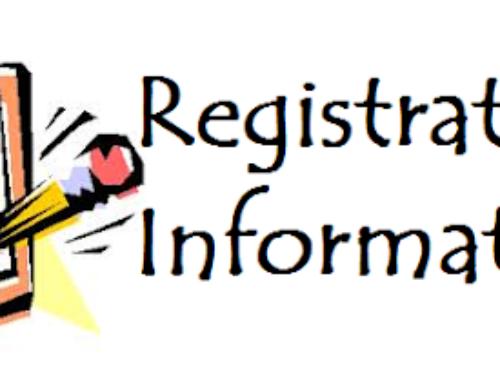 Pre-Registration for 2021-22 / Pre-Registracion 2021-22