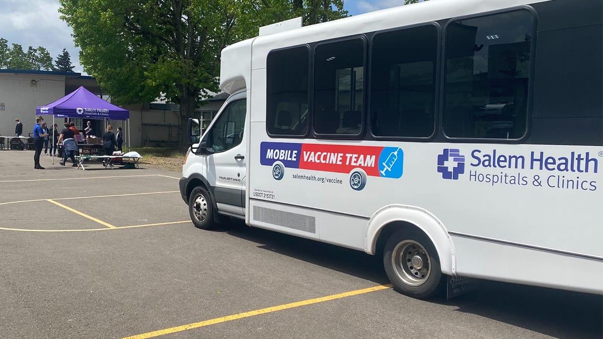 Mobile Vaccine Clinics