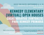 Kennedy Open House 2020