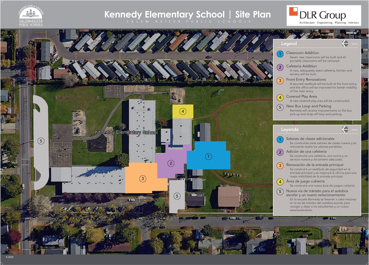 Kennedy construction plans