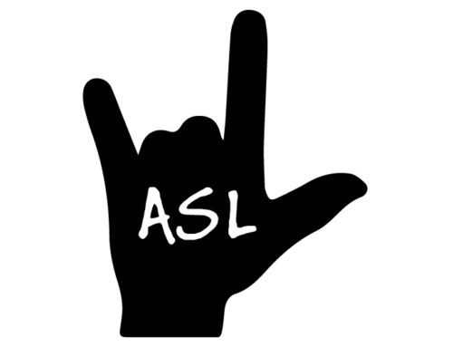ASL Club- Now on Fridays Only