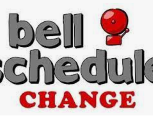 Sumpter has a BELL SCHEDULE change for the 2021-2022 school year
