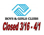 Boys and Girls Closures