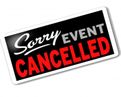 Spring Conferences Cancelled