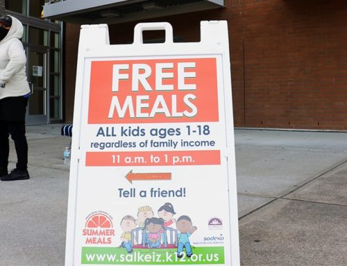 Grab-N-Go Meals now available at all elementary schools