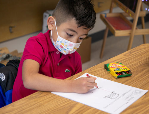 Kindergarten registration – take the first step today | Registro en el kínder, el primer paso comienza hoy