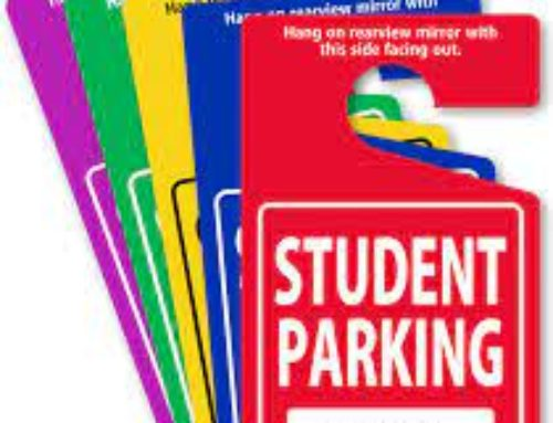 STUDENT PARKING