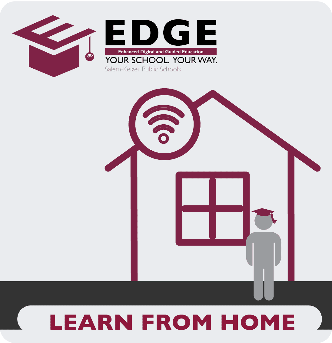 Learn from Home with EDGE