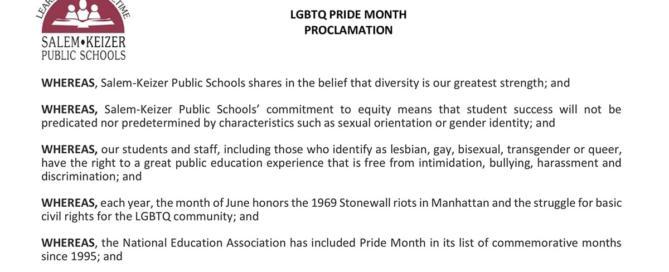 LGBTQ Pride Month 2020