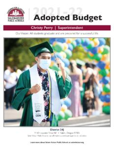 adopted budget 2021-22