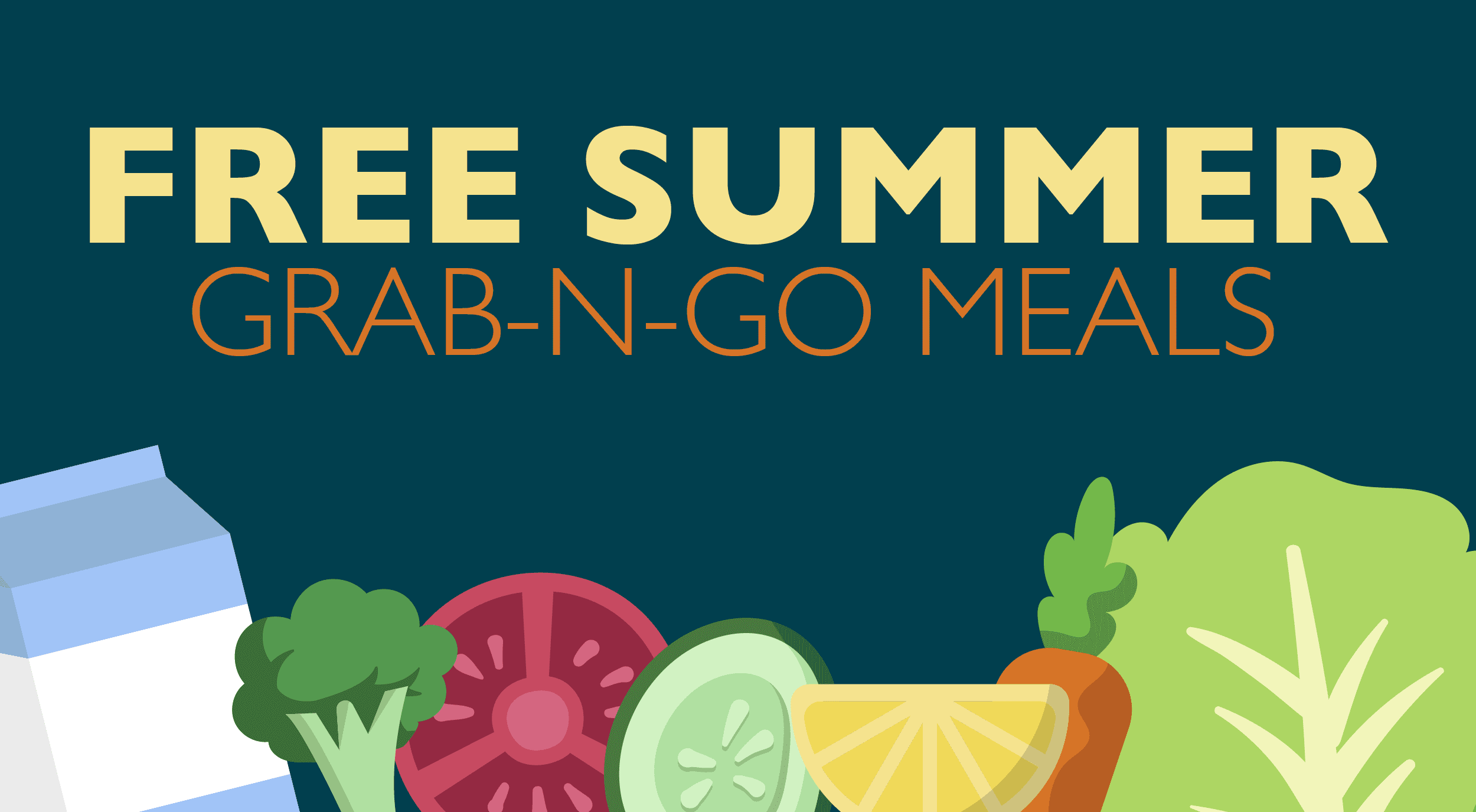 Grab-n-Go Meals_Summer 2020