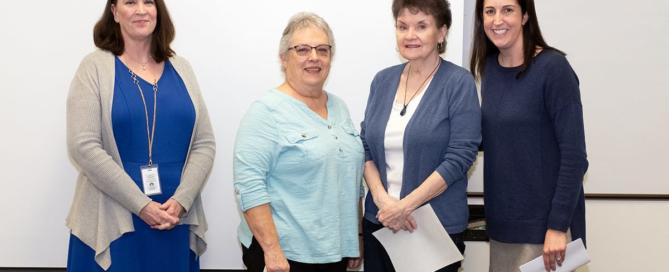 Myers Elementary Nominates Volunteers of the Month for March 2020