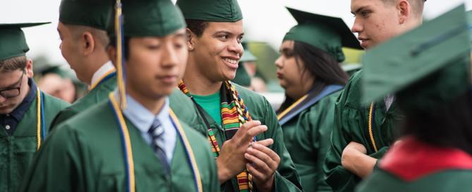 Salem-Keizer Public Schools Graduation Rates For 2018-19